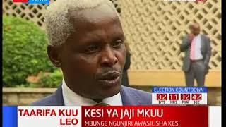 Maoni ya wabunge kutokana na maamuzi ya Ngunjuri kuwasilisha kesi ya Jaji mkuu