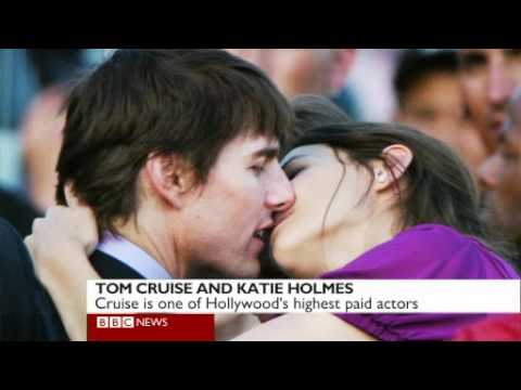 Tom Cruise And Katie Holmes Are Getting Divorced After Five Years Of Marriage