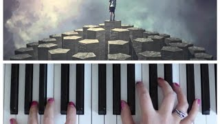 Demons by Imagine Dragons   EASY Piano Tutorial