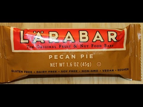 LARABAR: Pecan Pie Review