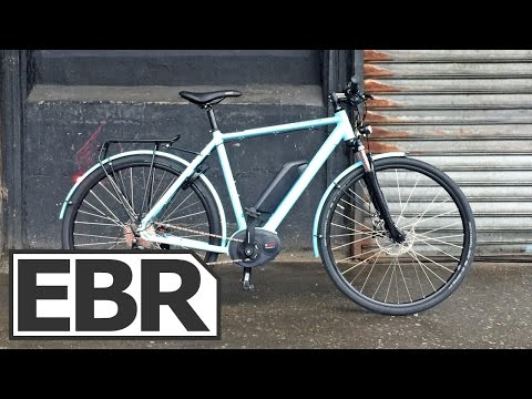 Riese & Müller Roadster Touring HS Video Review – Fast City Electric Bike with Fenders