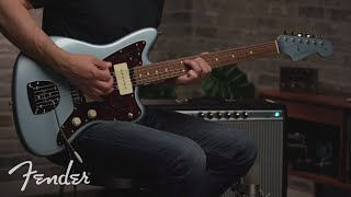 Fender Vintera '60s Jazzmaster - IBM Video