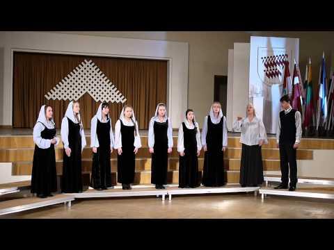 Выступление вокального ансамбля Инны Загвоздиной