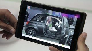 Diseña El Carro De Tus Sueños Desde Tu Celular O Tableta Con Realidad Aumentada