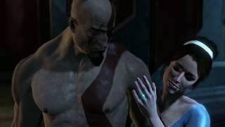 God of War - Kratos Returns To His Wife & Daughter