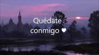 """Stay with me"" Alex goot -Subtitulada al español."