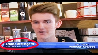 WE MADE IT ON THE NEWS!
