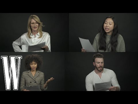 Watch Chris Evans, Scarlett Johansson and Willem Dafoe Sing Lizzo's Truth Hurts | W Magazine
