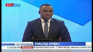 Mlinzi wa govana wa Embu Martin Wambora auliwa na mwendeshaji bodaboda