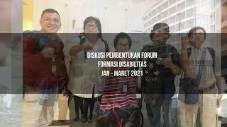 Dokumentasi Perjalanan Penyusunan Instrumen Indikator Pemantauan Pemenuhan Hak Disabilitas
