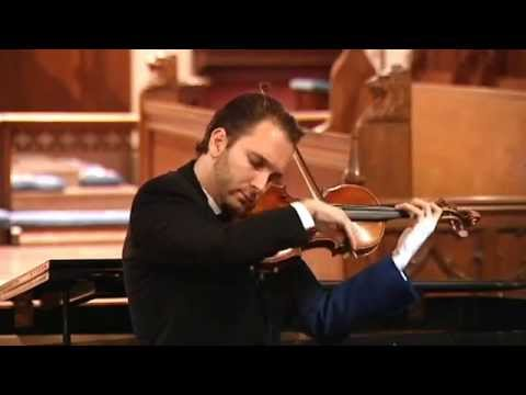 Sarasate: Playera, Op. 23. Live Performance