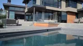 Хай тек, минимализм - дом в Ванкувере