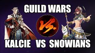 [Epic Seven] Guild Wars - KalCie VS Snowians
