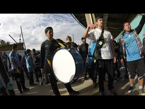 """""""Tocata Trinchera Celeste Ohiggins de Rancagua vs Udechile"""" Barra: Trinchera Celeste • Club: O'Higgins"""