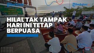 """Hilal Tak Tampak, Hari Ini Tetap Puasa, Wali Kota Tarakan: """"Panasi Buras Kembali!"""""""