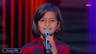 ماريا أحمد تغني لكاظم الساهر مالي خلق في HIT الموسم