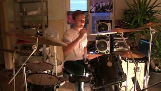 AC/DC - All Screwed Up Drum Cover Phil Rudd