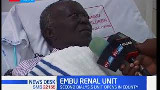 Second dialysis unit opens in Embu County