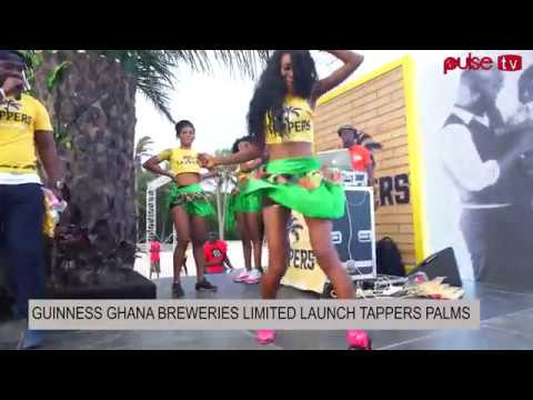 Tappers Palms: Guinness Ghana launches new product