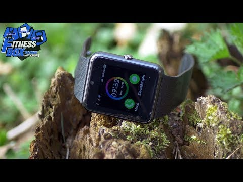 Yamay Smartwatch im Test: Billig-Smartwatch für 36 Euro! Schrott oder Top?