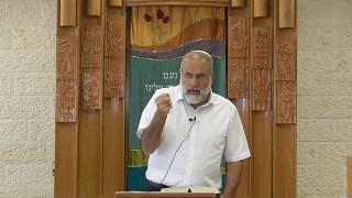 הרב דוד אסולין - איך רבי עקיבא למד תנ''ך?
