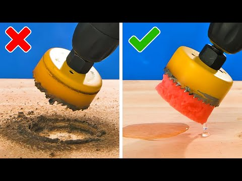 40+ REPAIR HACKS to keep everything in your house strong