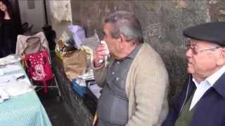 preview picture of video 'Día del Rollo. Lucena del Cid. Los sonidos de la memoria. Jota con fandango. Llucena, 26-05-2013'