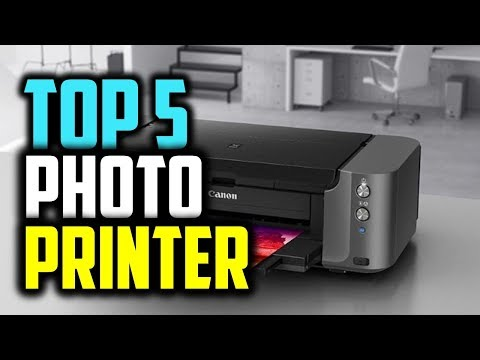 Top 5  Photo Printer Review || Best Budget Photo Printer ||