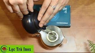 Dụng Cụ Trà – Lọc Trà Inox