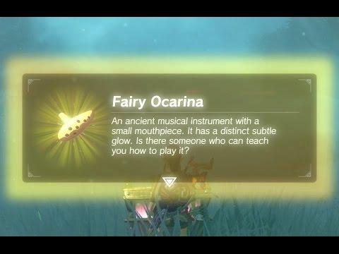 Mr Hero – Fairy Ocarina in the Lost Woods