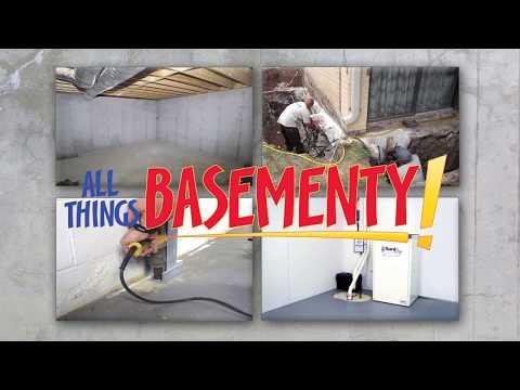 Wet Basement Repair in Calgary | Doug Lacey's Basement Systems