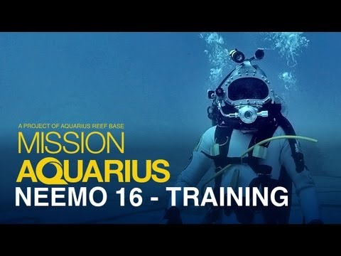 How NASA Uses The Ocean To Train Astronauts For Its Most Dangerous Missions