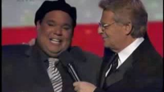 Neal E. Boyd Wins AGT Performance 10-01-08