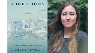 Novelist Charlotte McConaghy live from Australia