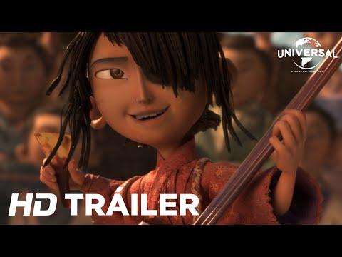 Trailer Kubo y las dos cuerdas mágicas