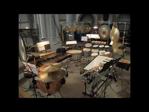 A couple Percussion ensemble pieces