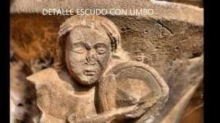 preview picture of video 'FRISO IZQUIERDO PORTADA SAN ZOILO -Cáseda-'