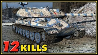 Object 260 - 12 Kills - World of Tanks Gameplay