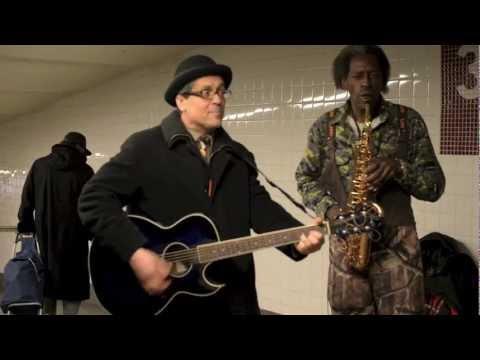 "Off Street Entertainment presents ""Meet The Subway Singer"" with Stephen Witt"