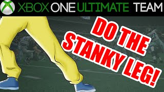 DO THE STANKY LEG! - Madden 15 Ultimate Team Gameplay | MUT 15 Xbox One Gameplay