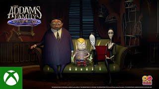 Xbox The Addams Family Mansion Mayhem - Gameplay Trailer anuncio