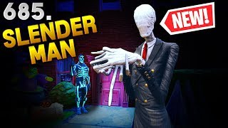 *NEW* SLENDER MAN SKIN.. Fortnite Funny WTF Fails and Daily Best Moments Ep.685