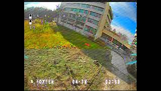 FPV freestyle 5 inch drone BangGOD frame