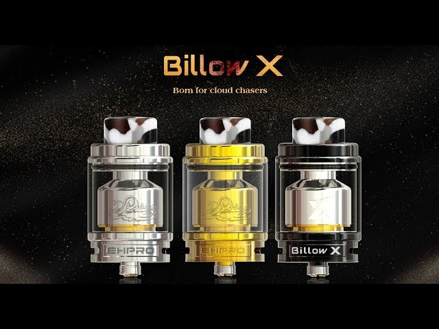 EHpro billow x