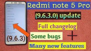 redmi note 5 pro miui 9.6.3 download