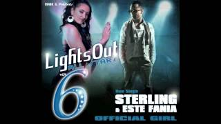 R&Kizouk Sterling & Este Fania 'Official Girl' - Lights Out Allstars Vol.6