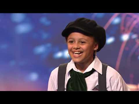 Britain's Got Talent 2009 - Callum Francis - [ Consider Yourself - Oliver Twist ] Mp3