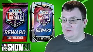 $80,000 Stubs on the Line! World Series Game! MLB The Show 20 Diamond Dynasty