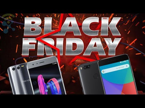 Black Friday - Top 5 Best Chinese Smartphones 2017 + Hot Topic Coupons
