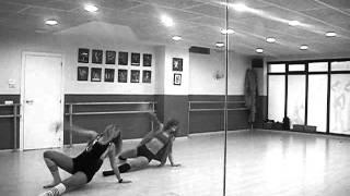 Luana Guitart y Ariana Bruguera coreografía everytime we touch (1).wmv
